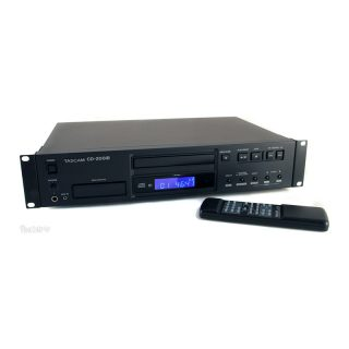 Tascam-CD-Player