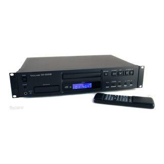 Tascam-CD-Player